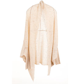 Paychi Guh Cocoon Cashmere Cardigan