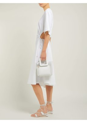 See By Chloe Cut-out waist dress