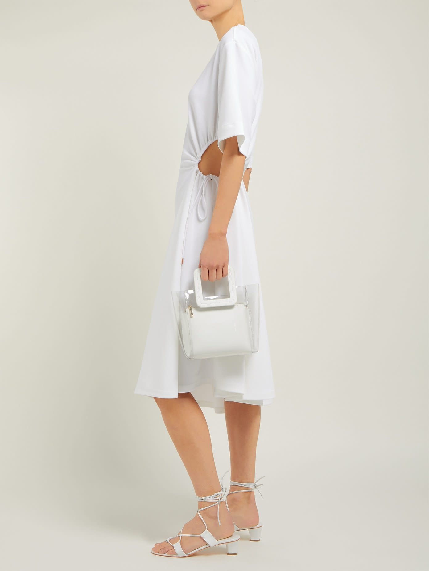 See By Chloe Cut Out Waist Dress