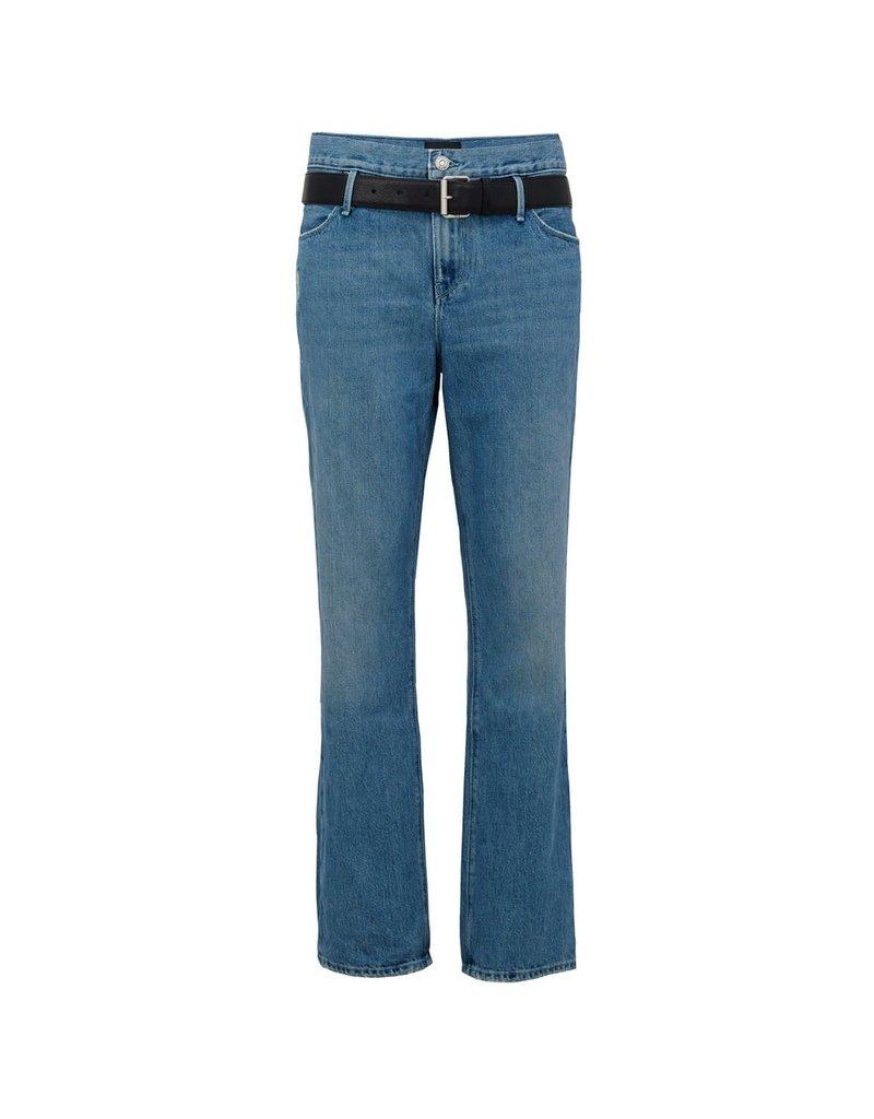 RTA RTA Dexter baggy jean with belt