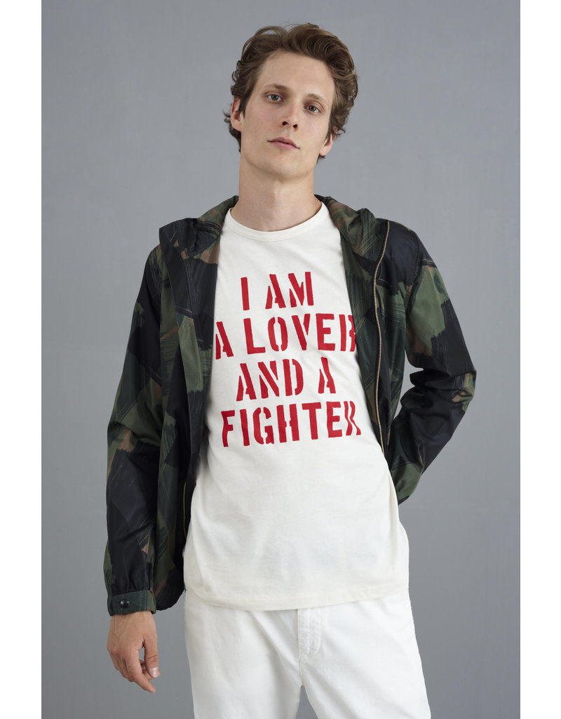 Closed Closed Lover Fighter tee