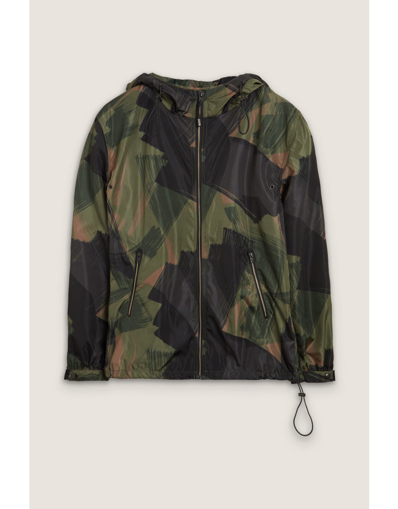 Closed Closed Hooded Windbreaker