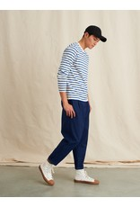 Alex Mill Alex Mill Stripe Long-Sleeve Crew Neck