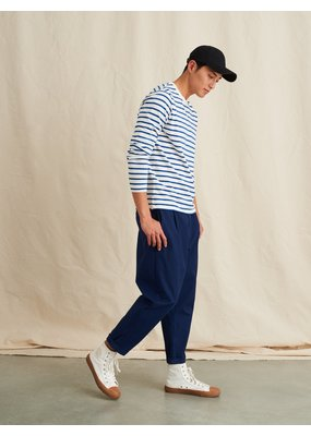 Alex Mill Striped Long-Sleeve Crew