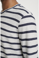 Closed Closed long-sleeve stripe top