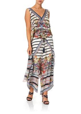 Camilla Tie Detail Wrap Harem Pants