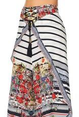 Camilla Camilla Tie Detail Wrap Pants