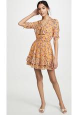 Nicholas Nicholas Ruffle Mini Dress
