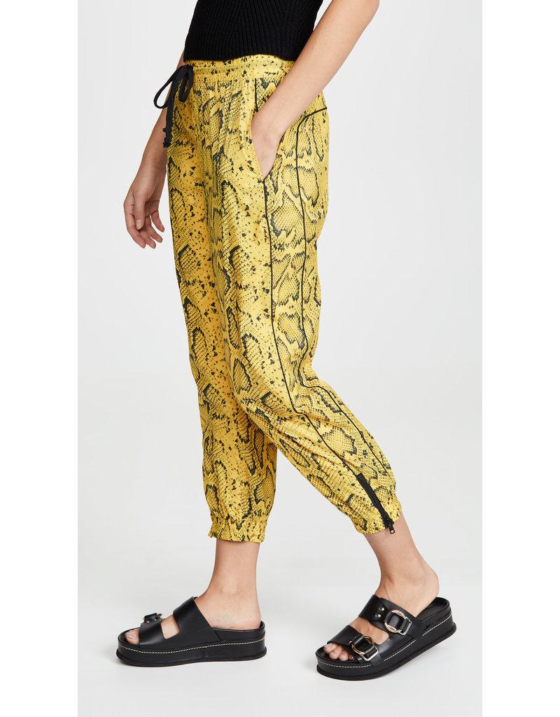 Pam & Gela Pam & Gela Snake Track Pant