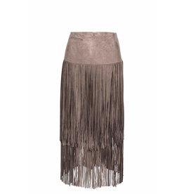 Flannel Tres Bien Skirt