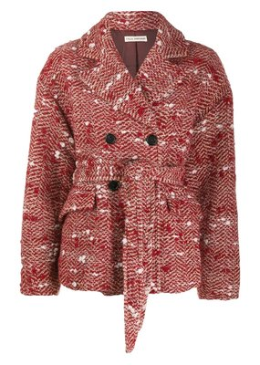 Ulla Johnson Dillon tweed jacket