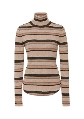 Ulla Johnson Genie metallic turtleneck