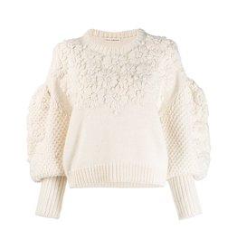 Ulla Johnson Ciel handknit  pullover