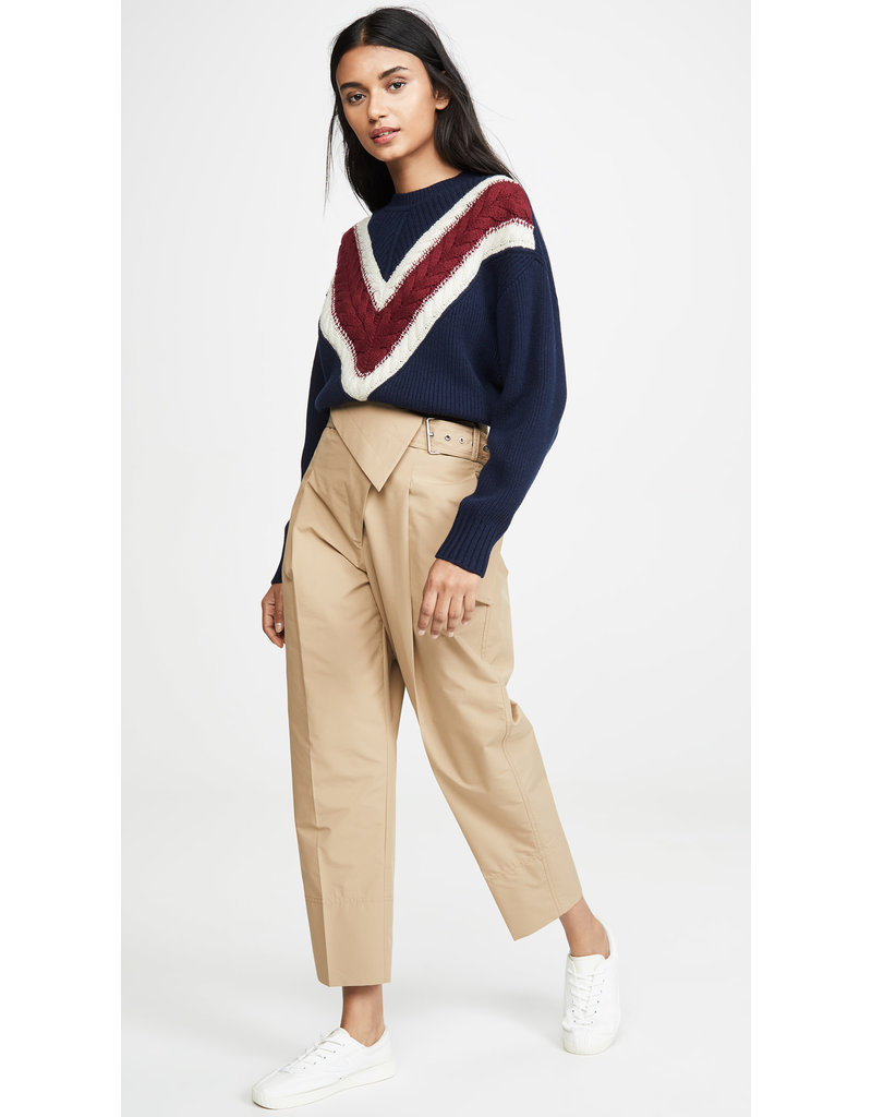 See By Chloe See by Chloe Collegiate pullover