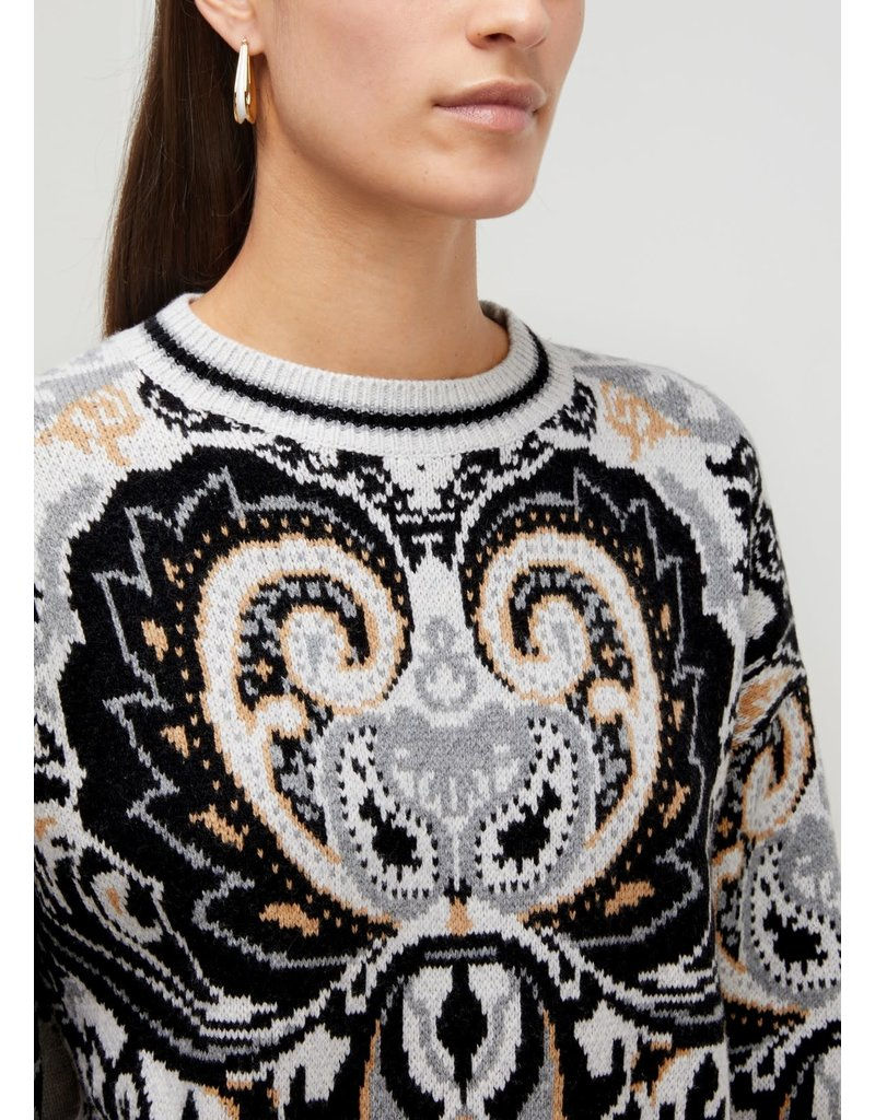 See By Chloe See by Chloe Oversized printed sweater