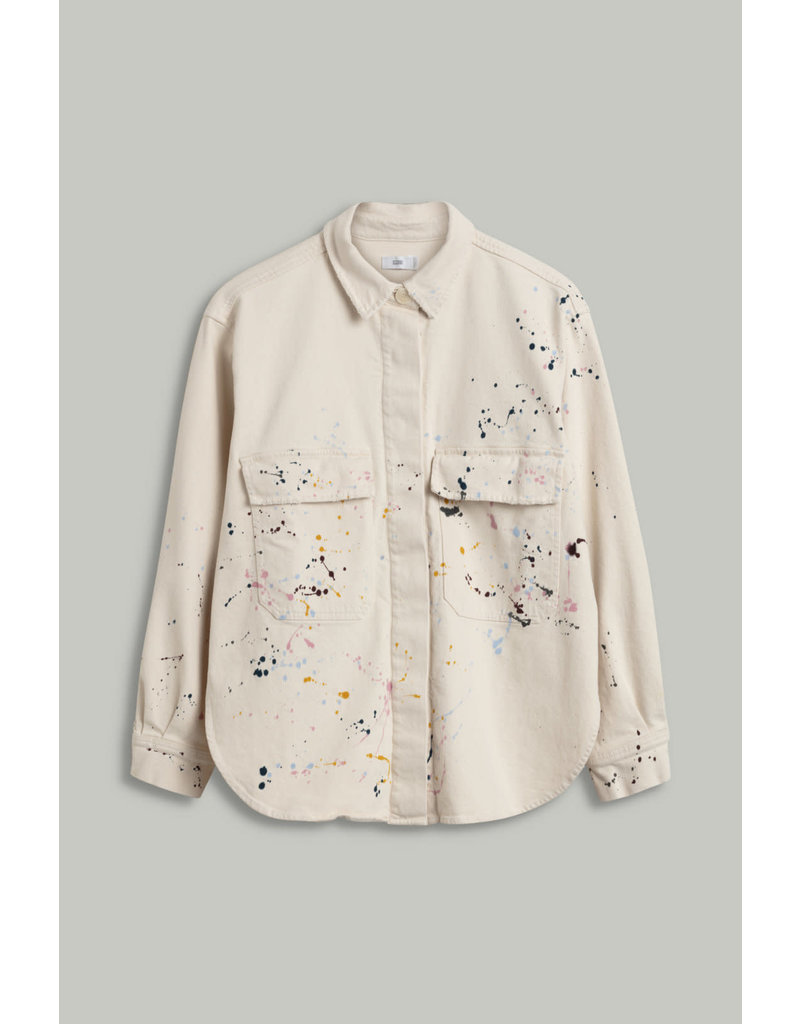 Closed Closed Archer color splash jacket