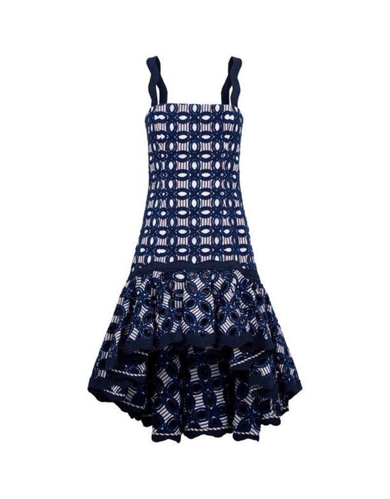 Alexis Alexis Krishna embroidered dress