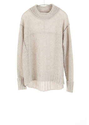 Paychi Guh Dreamy mock neck sweater