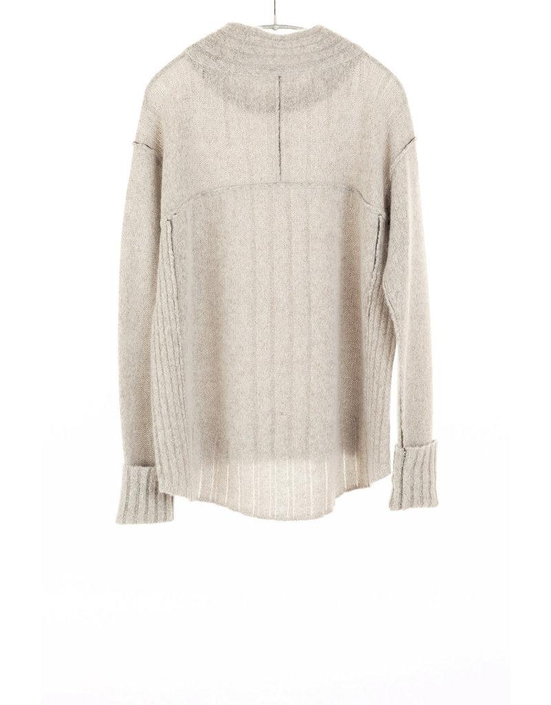 Paychi Guh Paychi Guh Dreamy mock sweater