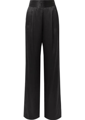 Michelle Mason Gathered waist band trouser