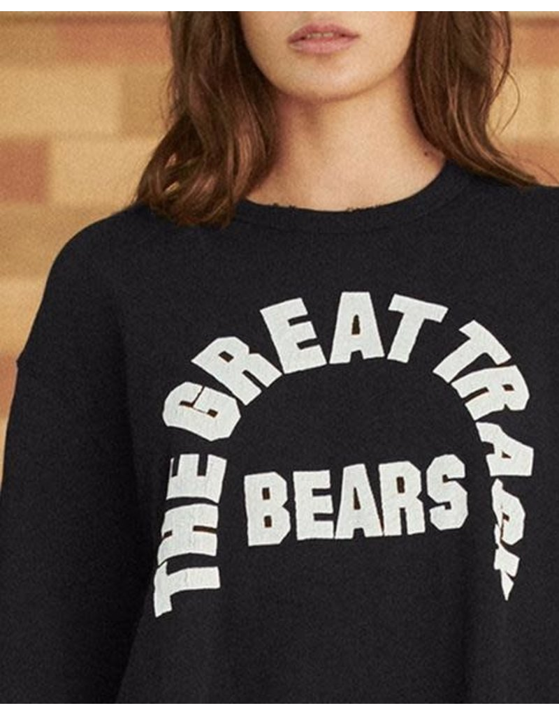 The Great The Great Cut off sweatshirt