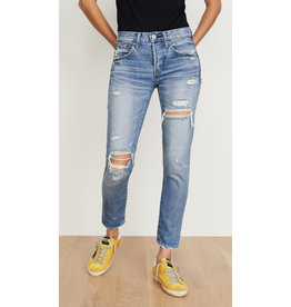 Moussy Bowie tapered jeans