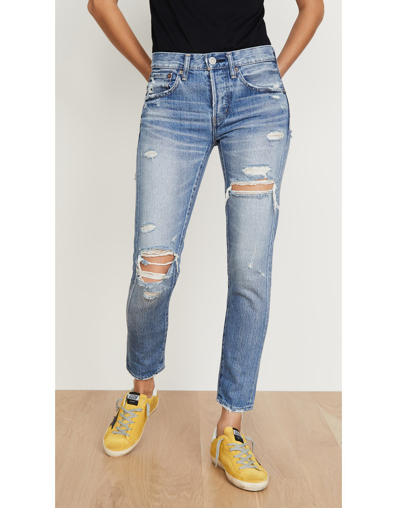 Moussy Moussy Bowie tapered jeans