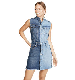 Hudson Diy-pieced dress