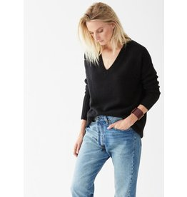 Not Monday Ella V-Neck Sweater