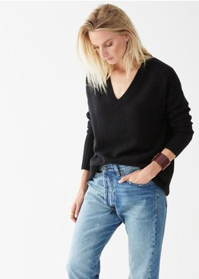 Not Monday Ella v-neck sweater