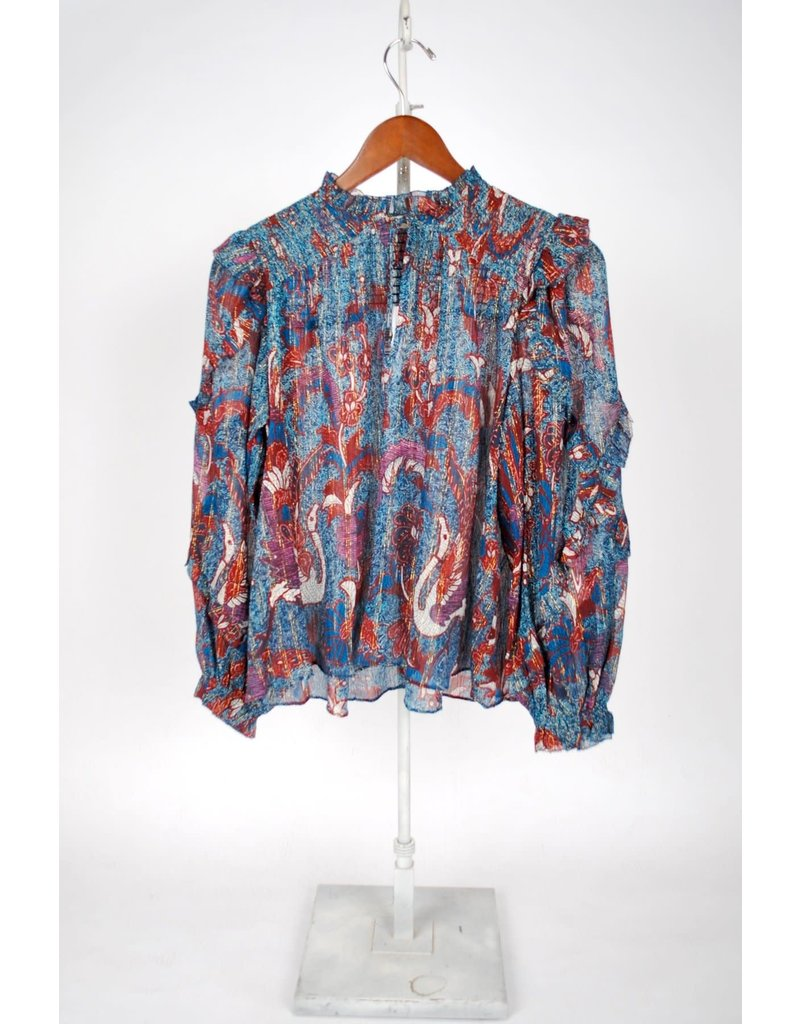 Ulla Johnson Ulla Johnson Lara blouse