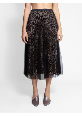 Loyd/Ford Two layer mesh skirt