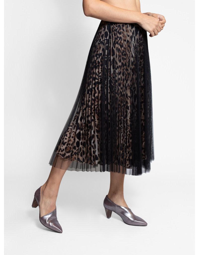 Loyd/Ford Loyd/Ford two layer mesh skirt