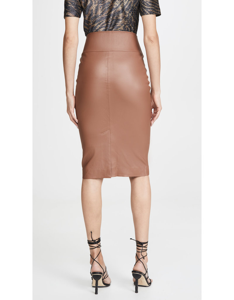SPRWMN SPRWMN Fitted pencil skirt