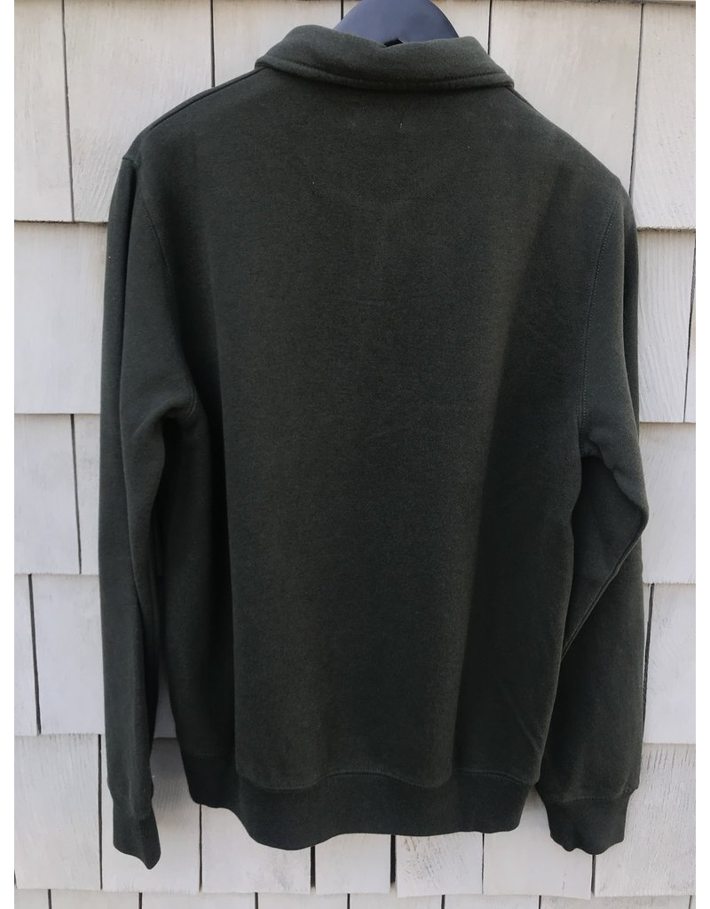 Hartford Hartford Knitted Mock zip pullover