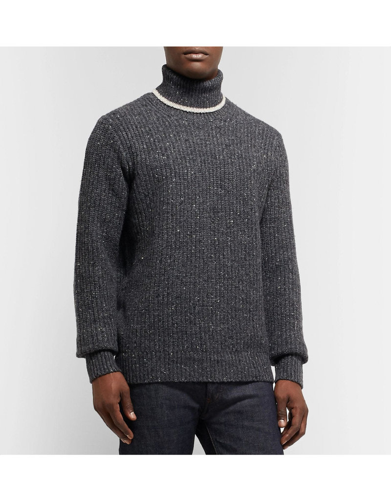 Alex Mill Alex Mill Donegal blend roll neck