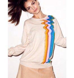 Replica Wavy Stripe Sweater