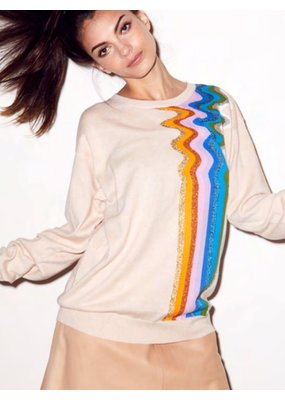 Replica Wavy Stripe Sweater
