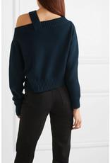 RTA RTA Beckett off-the-shoulder sweater