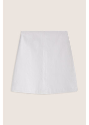 Closed Birte leather skirt