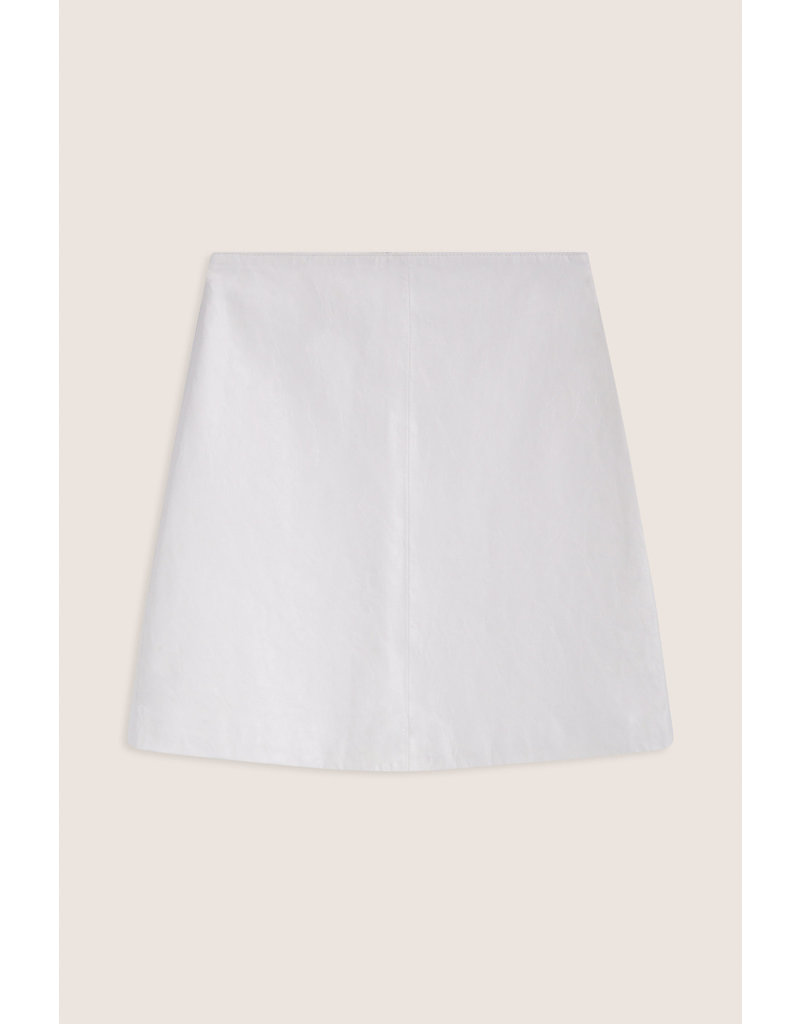 Closed Closed Birte leather skirt