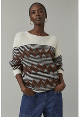 Closed Closed Patterned knit sweater