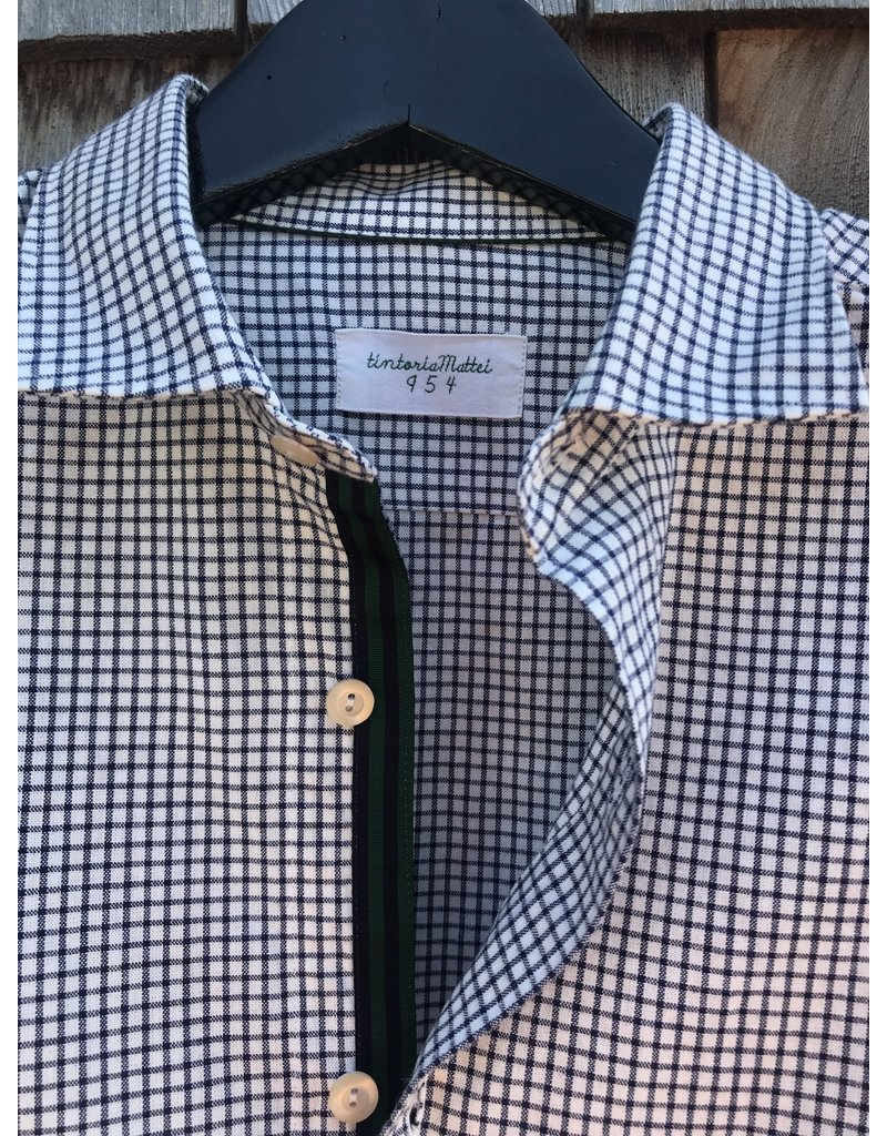 Tintoria Mattei Tintoria Mattei Checkered button down