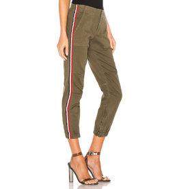 Pam & Gela Cargo side stripe pant
