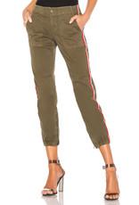 Pam & Gela Pam&Gela Cargo side stripe pant