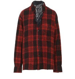 Destin Surl Plaid shirt
