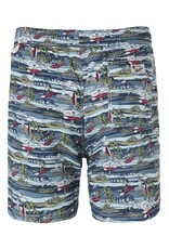 Hartford Hartford Printed swim trunk