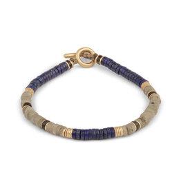 M.cohen Mixed Gemstones bracelet