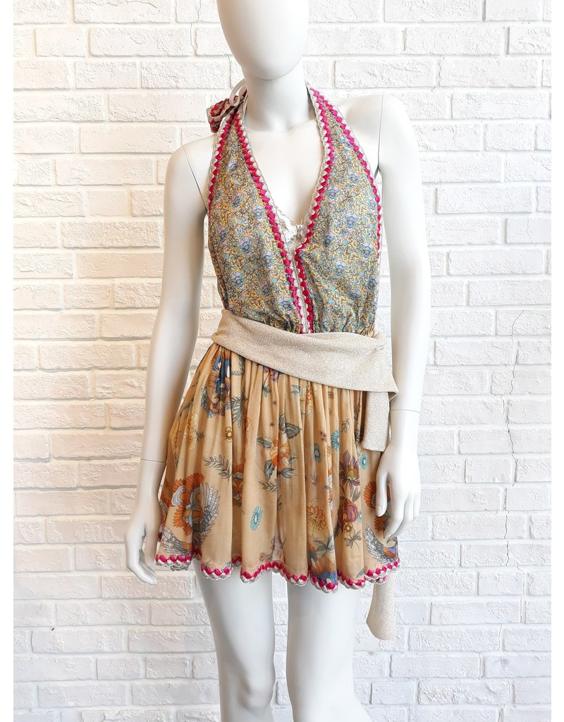 Chio Chio Halter Cover-Up