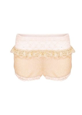 Chio Knit Lurex shorts